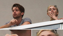 Miley Cyrus & Patrick Schwarzenegger -- Let's Be Blunt About This ...