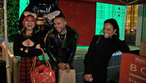 Christina Milian -- All I Want for Christmas From Lil Wayne Is ...