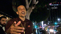 Matt Barnes -- Crazy 1-Legged Nets Fan Rocks ... 'I Want Him to Be My Guest to Clips Game'