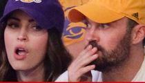 Megan Fox, Brian Austin Green Hit By Drunk Driver