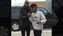 Adrian Peterson -- Huge Rapper's Got My Back