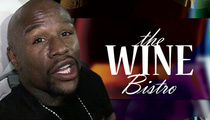 Floyd Mayweather -- KO'S NEW ORLEANS WINE BAR ... In Super Bowl Party War