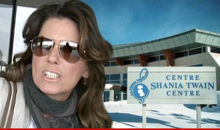 Shania Twain Centre Closed