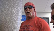 Hulk Hogan -- WWF Rejected Big NFL Stars