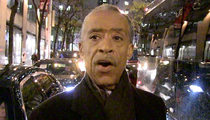Brooklyn Shooting Victim -- Rev. Al Sharpton Pulls Out of Funeral Due to Family Rift