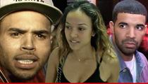 Chris Brown and Karrueche Tran -- He Says She Banged Drake ... She Plays the 'Mistreatment' Card