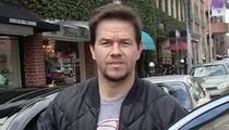 Mark Wahlberg -- I Want a Clean Record So I Can Handle Guns ... As a Cop