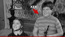 'Addams Family' Star Dead -- Ken Weatherwax ... The OG Pugsley Dies From Heart Attack