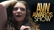Lorde -- Porn Awards Want To See What Dat Mouth Do
