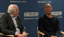 Derek Jeter on Golfing with Obama ... 'We Talked About Some Things'
