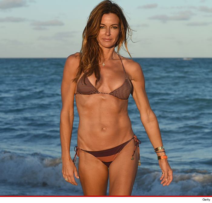 Kelly Bensimon poses for Playboy - Photos - The Real