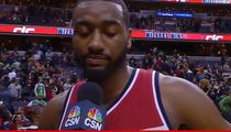 NBA Star John Wall -- Emotional Tribute to 6-Year-Old ... Who Lost Cancer Battle