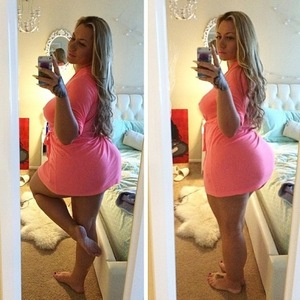 Elke the Stallion -- Instagram Hot Shots