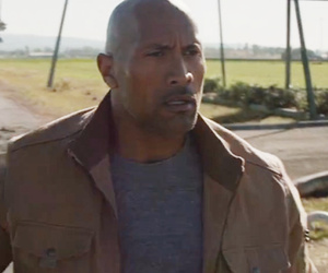 "The Big One Comes for The Rock In First Trailer for ""San Andreas"""