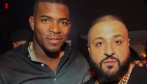Yasiel Puig -- Dominates 24th Birthday Party ... With Huge Hip Hop Stars