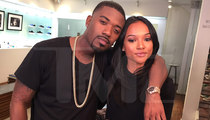 Ray J -- Ex-GF Threatened Suicide Because Karrueche's in the Picture