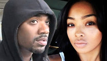 Ray J's Girlfriend -- Threatens Suicide After Break-Up ... 911 Called