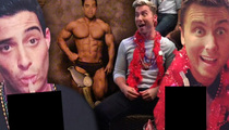 Lance Bass -- Going Out With a Bang ... And a Lapdance or Two