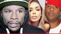 Floyd Mayweather Tells Cops ... I Heard the Murder/Suicide