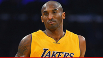 Lakers Player -- WE'RE NOT MAD AT KOBE ... 'He's Just Trying to Motivate Us'