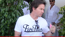 Mark Wahlberg -- Assault Victim Wants Him Pardoned ... He Didn't Blind Me!