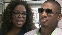 Oprah Winfrey -- Back in Business with Michael Sam