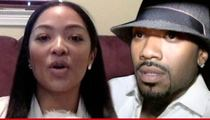 Ray J's Girlfriend -- I Made a Mistake ... Suicide Threat Was Wrong