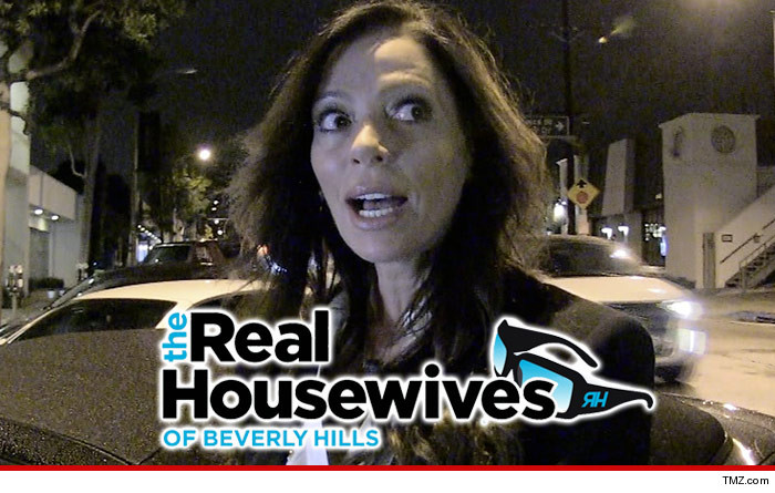 Real Housewives of Beverly Hills Witch