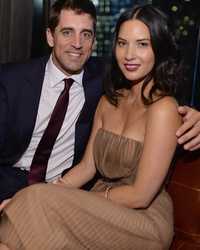 Olivia Munn Talks Sex With Aaron Rogers -- See What She Said!