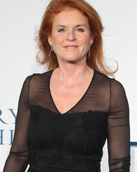 Duchess Sarah Ferguson Has Dropped 50 Pounds -- See Her New Slim Figure!