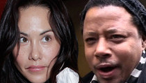 Terrence Howard's Ex-Wife -- I Know You Got Money, Bitch ... I Saw Your Contract!