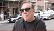 Donald Sterling -- It's Scary Being Santa in Tha Hood ... Backs Out of Toy Drive