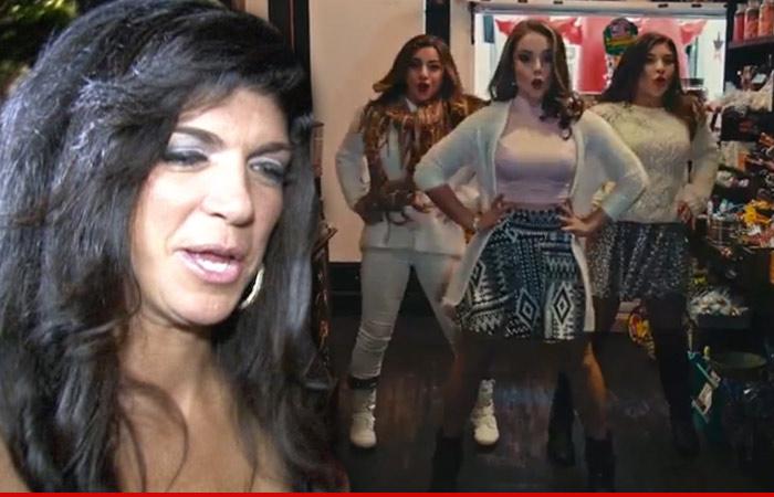 Teresa Giudice Daughter Music Videos