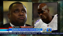 Adrian Peterson -- Audio Proves I Got Screwed ... NFL Exec Gave Me His 'Word' On 2-Game Suspension