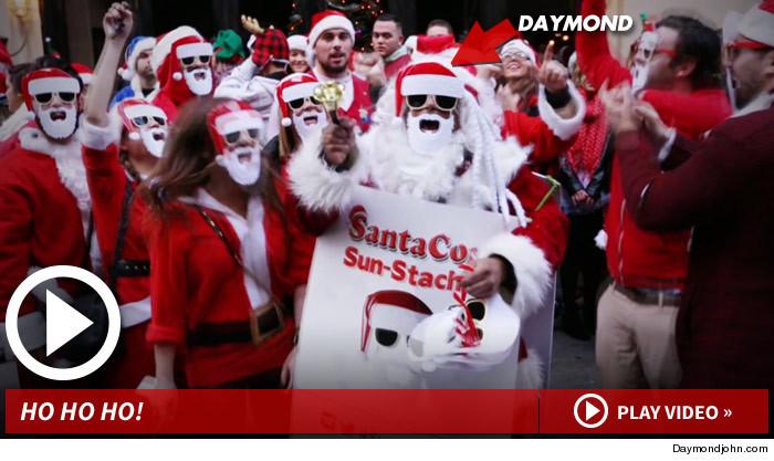 Daymond John Santa