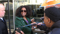 Oprah Winfrey -- The Big O Christmas Dilemma (VIDEO)