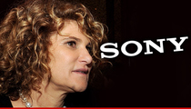 Amy Pascal -- I'm Going Nowhere