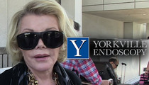 Joan Rivers -- Clinic Overhauls Procedures to Avoid Repeat Tragedies