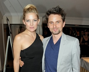 Kate Hudson & Matt Bellamy -- Before The Split