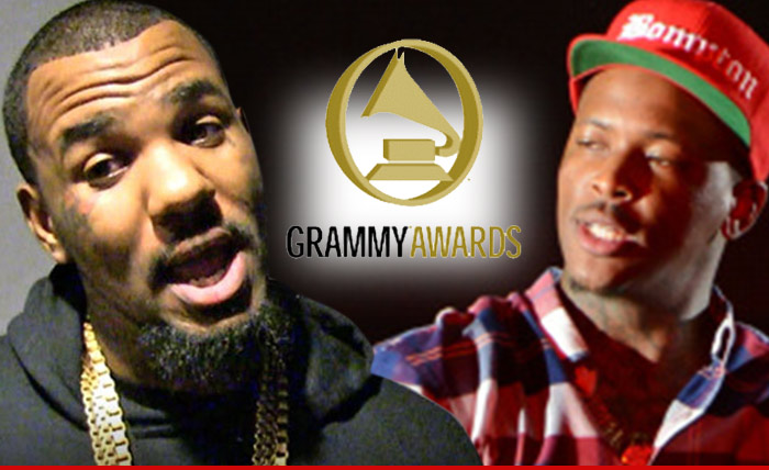 YG The Game Grammy Nominations