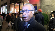 Al Sharpton -- Hollywood's Like the Rockies ... The Higher You Go, The Whiter it Looks