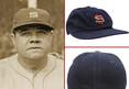 Babe Ruth -- SIX-FIGURES for Ultra-Rare Baseball Cap ... Original Jordans Auctioned Too