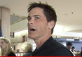 Rob Lowe -- If Sony Ran WWII, Hitler Would Have Won
