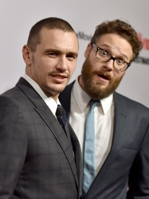 'The Interview' -- Los Angeles Premiere