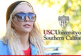 Amanda Bynes -- I Want to Be a Trojan Shrink
