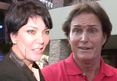 Kris and Bruce Jenner --
