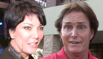 Kris and Bruce Jenner -- Divorce Final