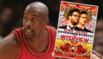 Ex-NBA Star Kenny Anderson -- Having Met Kim Jong-un ... I KNOW Sony's Right to Back Off