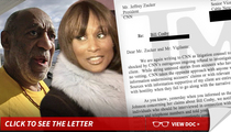 CNN -- Cosby Lawyer Claims Network is Manipulating Interviews to Smear Him
