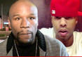 Floyd Mayweather -- Foot
